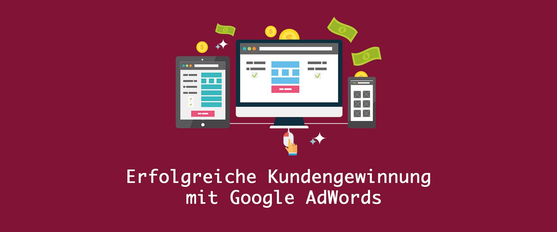 Google Adwords Anzeigen für Gewerbetreibende