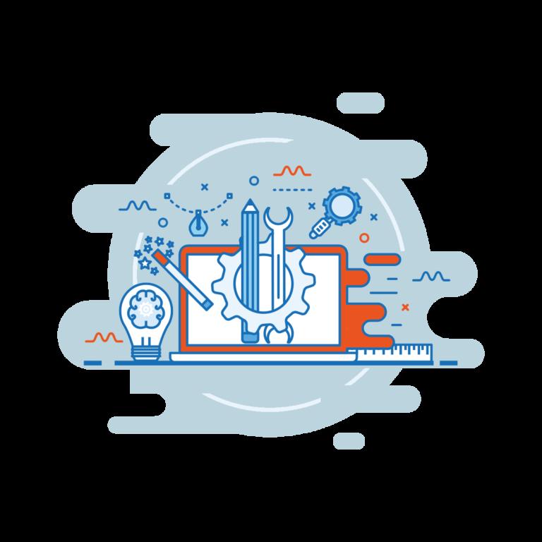 Icon Visualisieren 1 Vogelmann Consulting - Internetagentur aus Gilching nähe München