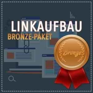 Linkbuilding Bronze-Paket