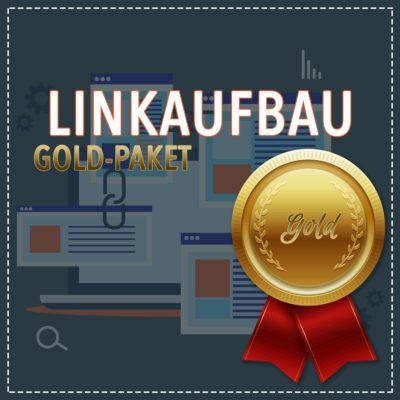 Linkbuilding Gold-Paket