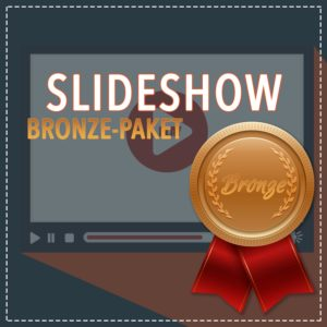 Slideshow Bronze-Paket