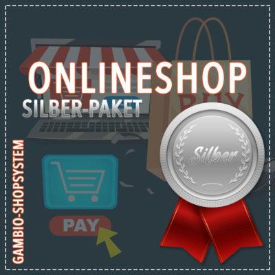 Onlineshop Gambio – Silber-Paket