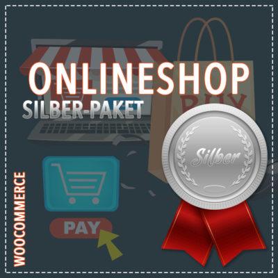 Onlineshop WooCommerce – Silber Paket