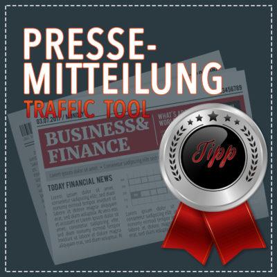 Professionelle und individuelle Pressemitteilung für Unternehmen